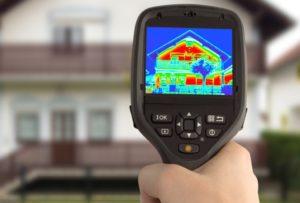 Rilievi e ricerche termografiche